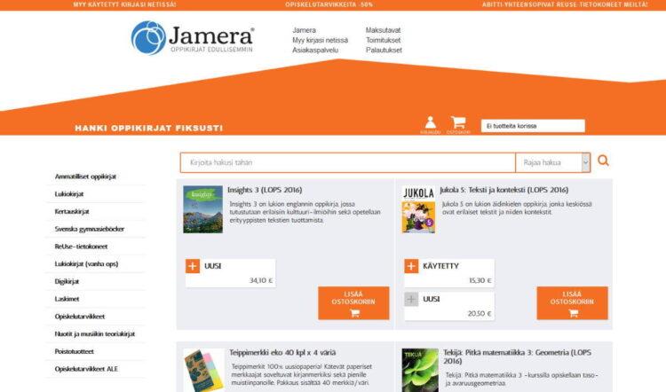 Jamera-verkkokauppa