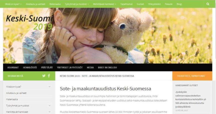 Keski-Suomi 2019