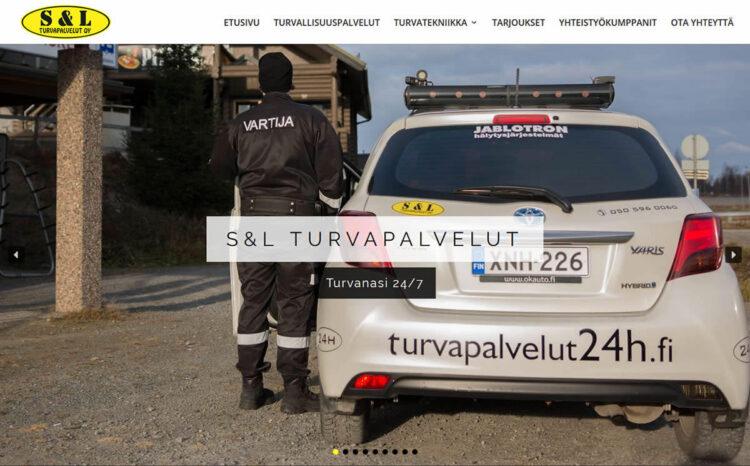 S & L Turvapalvelut