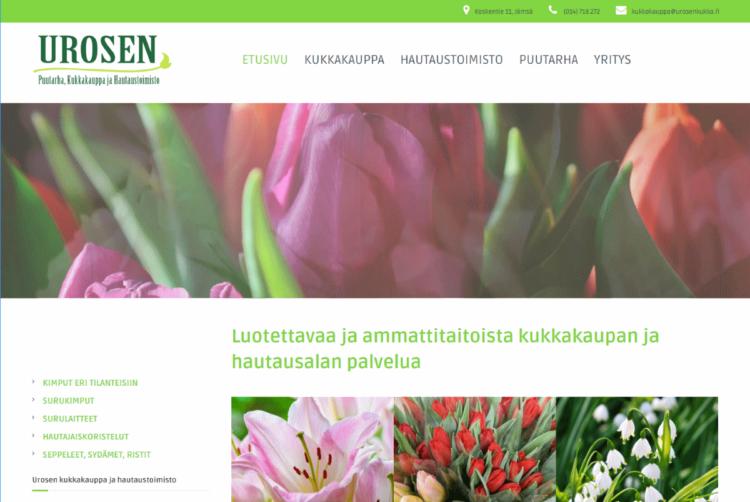 Urosen kukkakauppa