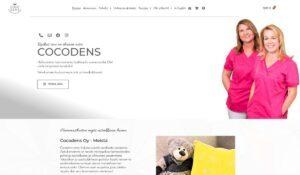 Cocodens Oy siirtyi myymään palveluitaan nettiin uusien verkkosviujen ja verkkokauppansa avulla.