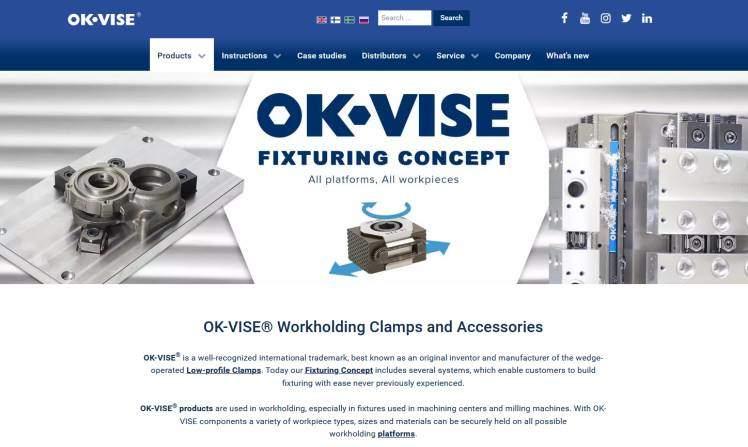 Artio Oy uudisti OK-VISE® verkkosivuston