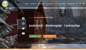 Elävät kylät leaderhanke Jämsässä tarjoaa elinvoimaa Juokslahden, Koskenpään ja Länkipohjan kylille.