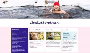 Jämsä jää mieleen ja sydämeen. Jämsän kaupungin verkkosivu on tuotettu Joomla-verkkoalustalle.