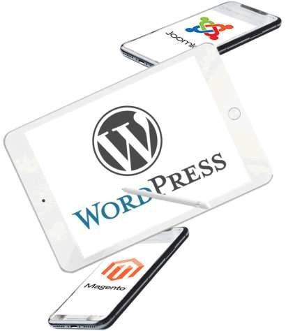 WordPress-Joomla-Magento